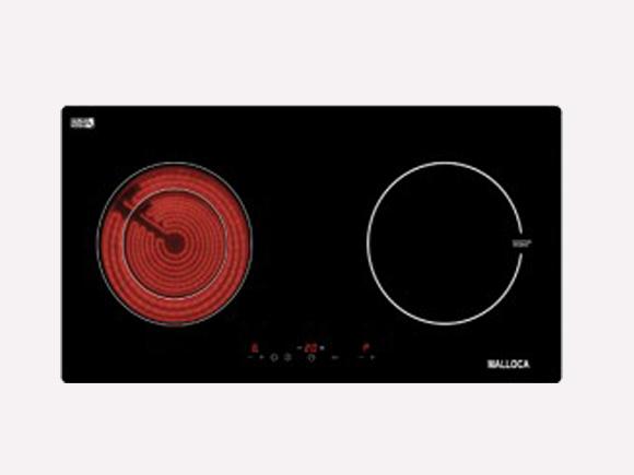 Giới thiệu sản phẩm bếp điện từ Malloca MH 02IR