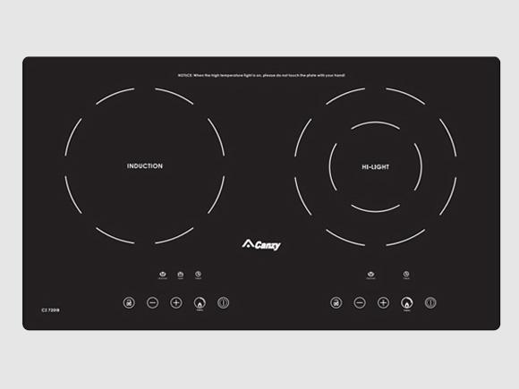 Giới thiệu chi tiết sản phẩm bếp từ Canzy CZ-720IB