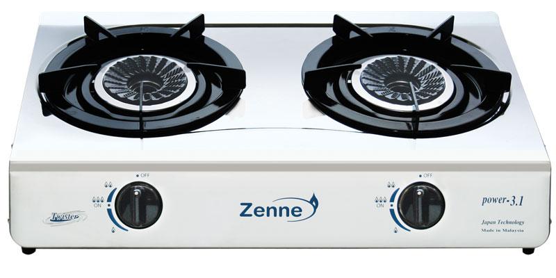Bếp Gas Zenne nhập khẩu Nguyên chiếc MAlAYSIA