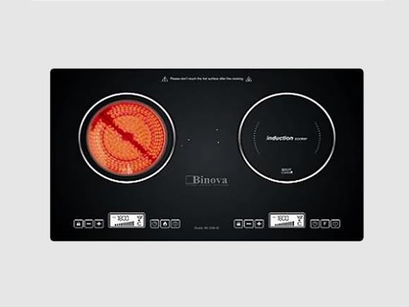 Giới thiệu chi tiết sản phẩm bếp điện từ Binova BI-2288-IC
