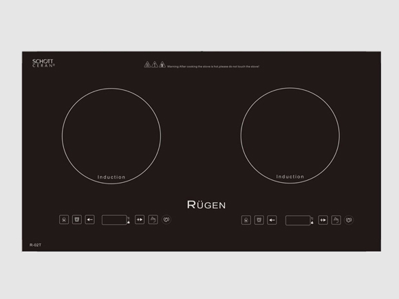 Chi tiết sản phẩm bếp từ Rugen R-02T