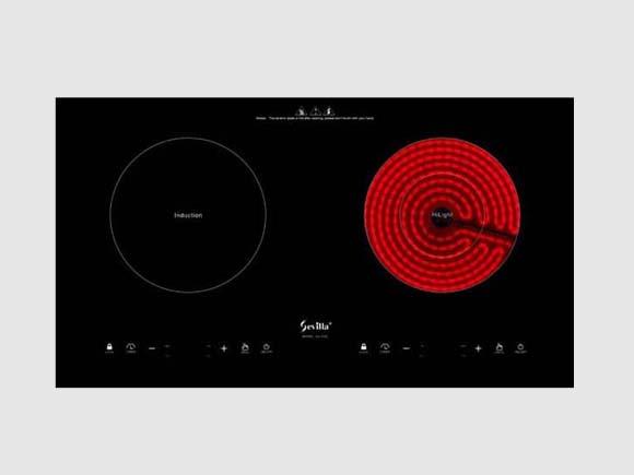Chi tiết sản phẩm bếp điện từ Sevilla SV-73IC