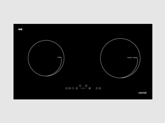 Giới thiệu chi tiết sản phẩm bếp điện từ Faster MIX-266