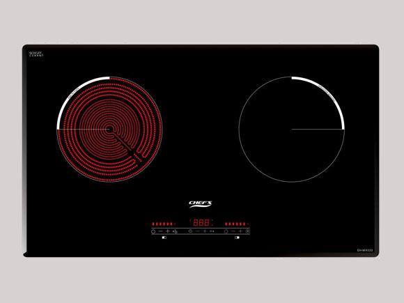 Chi tiết sản phẩm bếp điện từ Chefs MIX333