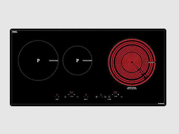 Giới thiệu bếp điện từ Napoli NA-903K