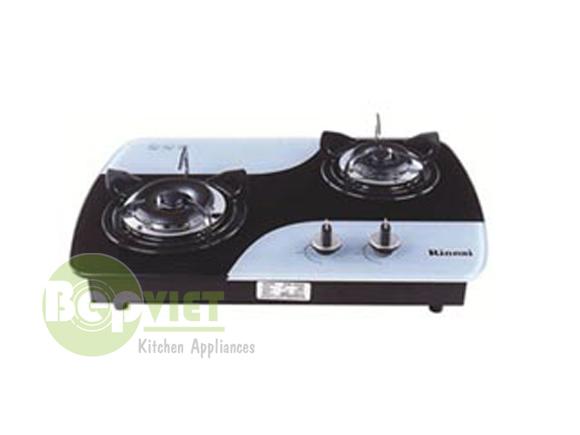 Chi tiết sản phẩm bếp gas âm Rinnai RVB-6(RG)