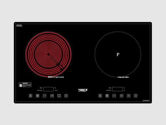 Chi tiết sản phẩm bếp điện từ Chefs EH-MIX 311