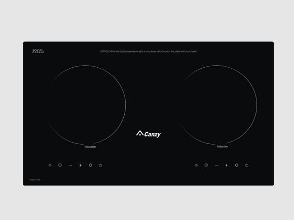 Giới thiệu chi tiết sản phẩm bếp từ Canzy CZ-202I