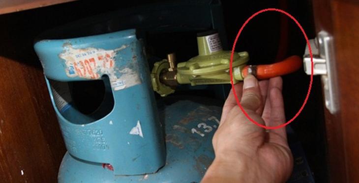 Cách chỉnh bếp gas bị nhỏ lửa