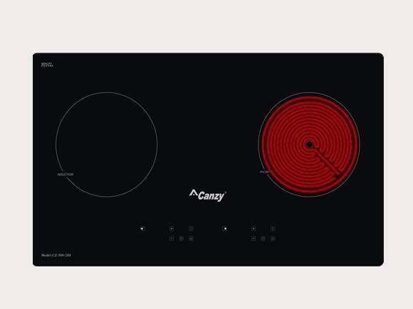 Giới thiệu sản phẩm bếp điện từ Canzy CZ-500-IH