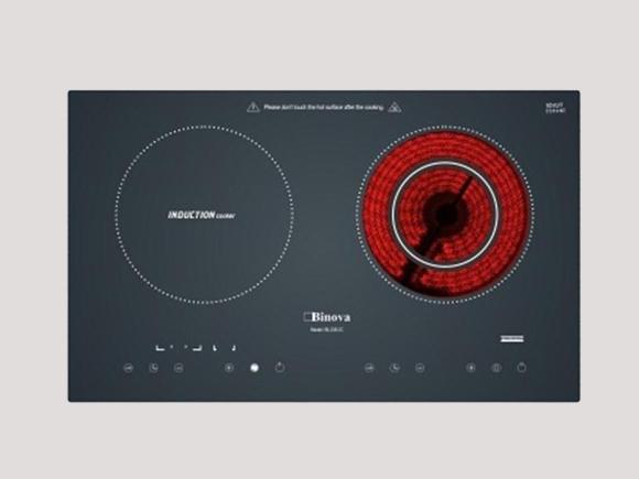Giới thiệu sản phẩm bếp điện từ Binova BI-235-IC