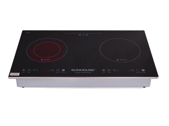Giới thiệu sản phẩm bếp điện từ Sunhouse HTB 9106-ES