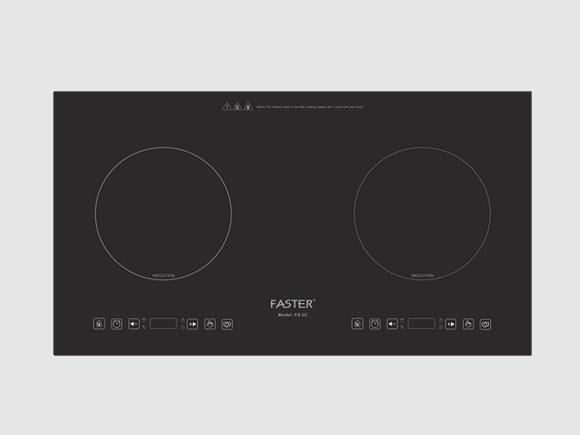 Bếp từ đôi Faster FS-2C