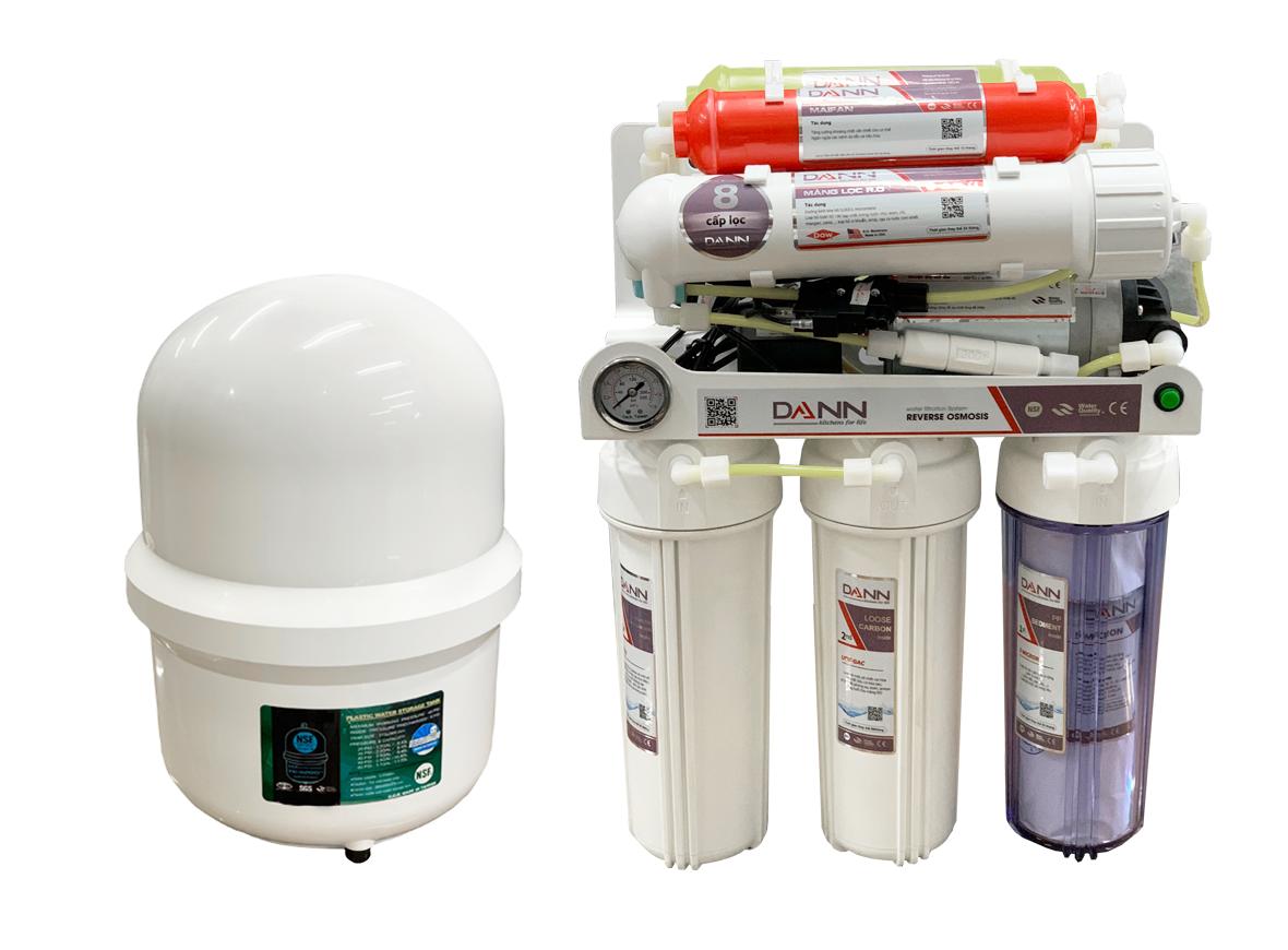 Máy lọc nước Dann DR-808KV