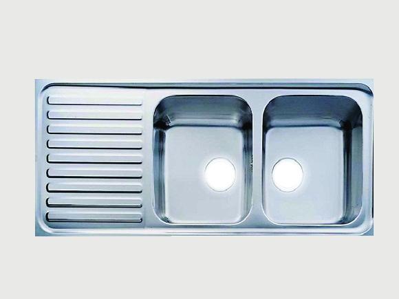 Chậu nhà bếp Fagor OKP2B-1D