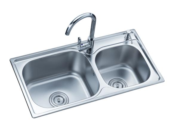 Chậu rửa bát Soochi CRB-8043L