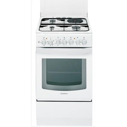 Bếp tủ liền lò Ariston C31N1(W)EX