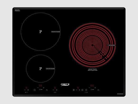 Bếp điện từ kết hợp Chefs EH-MIX54A