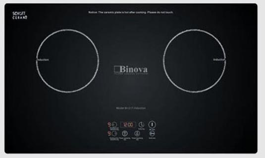 Bếp từ Binova BI-217I