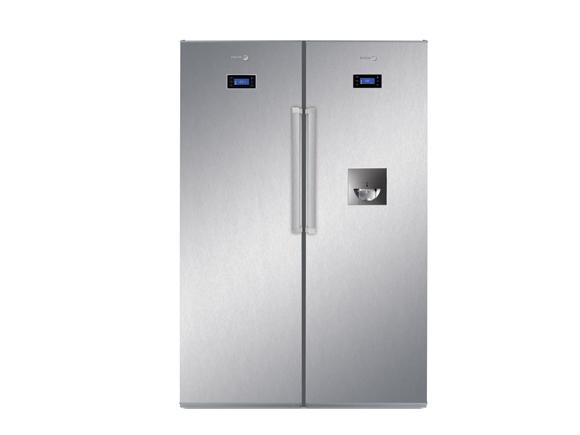 Tủ lạnh Fagor ZFK1745X + FFK1674XW