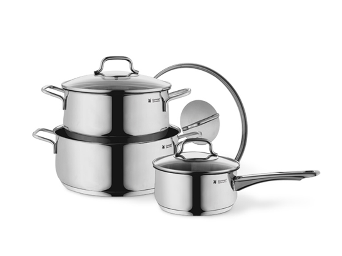 Bộ nồi 3 chiếc WMF COLLIER 3PC COOKWARE SET