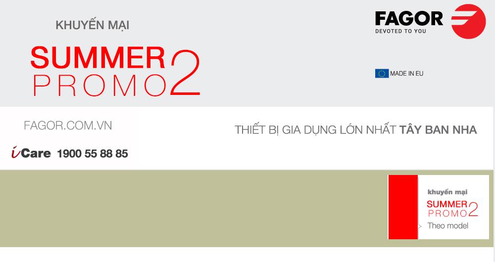 FAGOR: Summer Promo2