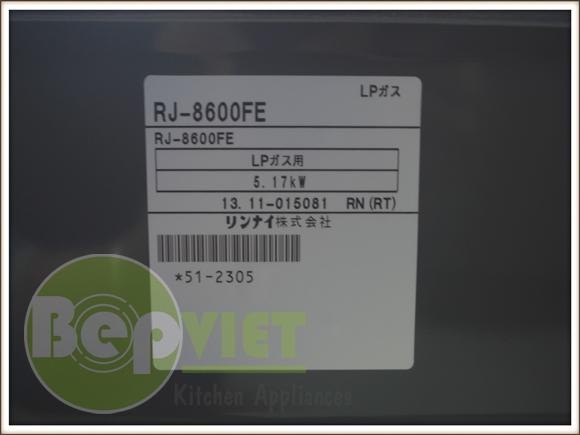 bep RJ - 8600FE